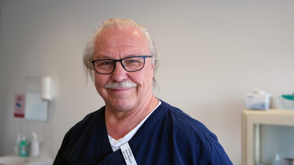 foto/porträtt dr Hannu Määtänen